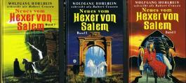 WOLFGANG HOHLBEIN - Neues vom Hexer von Salem. 1.-3. Band
