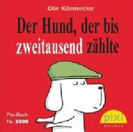 WWS Bestseller-Pixi: Der Hund, der bis zweitausend zählte