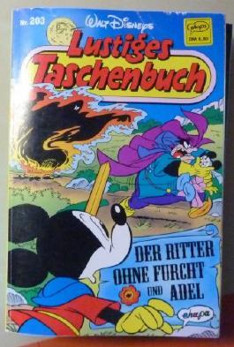 Walt Disneys Lustiges Taschenbuch LTB 203 Der Ritter ohne Furcht und Adel