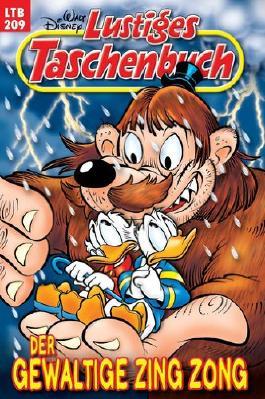 Walt Disneys Lustiges Taschenbuch LTB 209 Der gewaltige Zing Zong