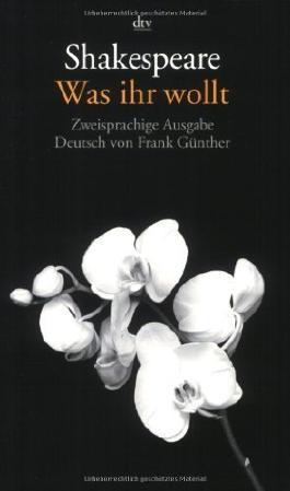 Was ihr wollt: Zweisprachige Ausgabe von Shakespeare, William (2001) Taschenbuch