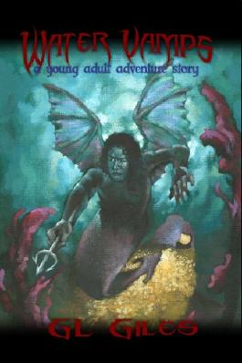 Water Vamps (a young adult adventure story)