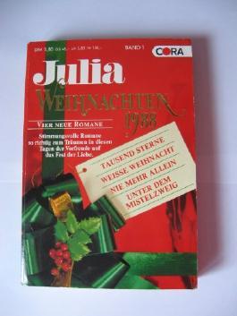 Weihnachten 1988. Julia Band 1.