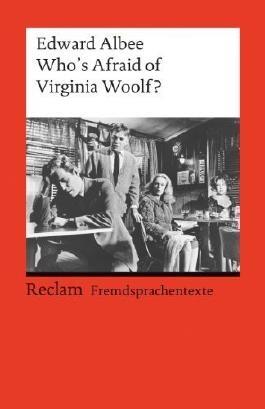 Who's Afraid of Virginia Woolf? by Albee, Edward (2000) Paperback