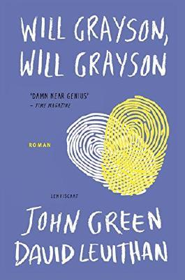 Will Grayson / druk 2