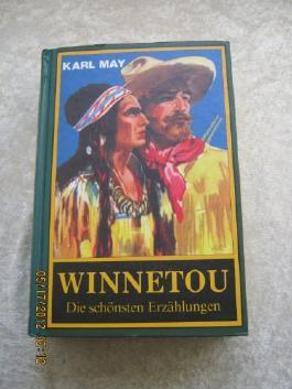 Winnetou - Die Schönsten Erzählungen (500 Seiten Hardcover)