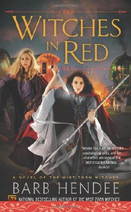 Witches in Red (Mist-Torn Witches)