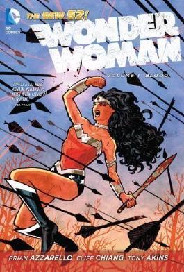 Wonder Woman Volume 1: Blood TP (Wonder Woman (DC Comics Numbered)) by Azzarello, Brian (2013)