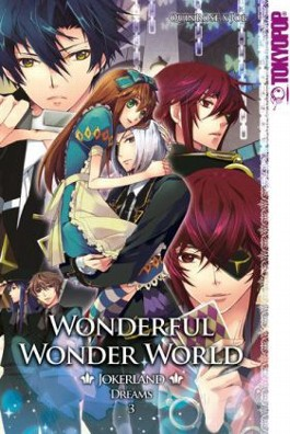 Wonderful Wonder World - Jokerland: Dreams 03