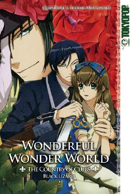 Wonderful Wonder World - The Country of Clubs: Black Lizard 02