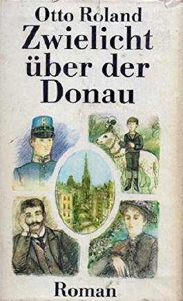 Zwielicht über der Donau. Signiertes Exemplar.
