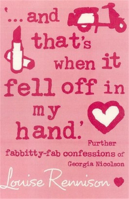 """""""...and That's When it Fell Off in My Hand."""""""
