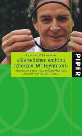''Sie belieben wohl zu scherzen, Mr. Feynman!''