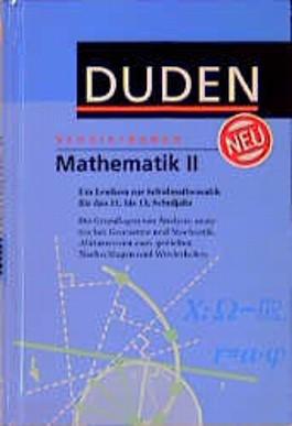 (Duden) Schülerduden, Mathematik