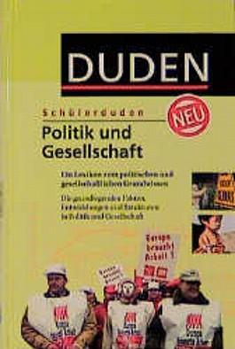 (Duden) Schülerduden, Politik und Gesellschaft