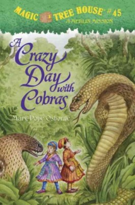 Magic Tree House - A Crazy Day With Cobras