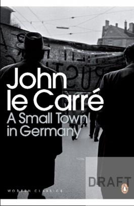 A Small Town in Germany. Eine kleine Stadt in Deutschland, engl. Ausg.