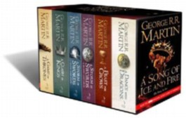 A Song of Ice and Fire - 6 Books
