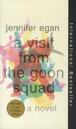 A Visit from the Goon Squad. Der größere Teil der Welt, englische Ausgabe