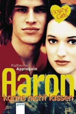 Aaron kann's nicht lassen