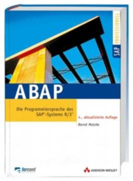 ABAP, m. CD-ROM