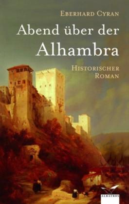 Abend über der Alhambra