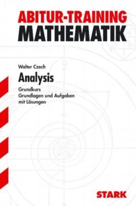Abitur-Training Mathematik / Analysis