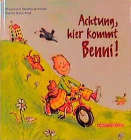 Achtung, hier kommt Benni!