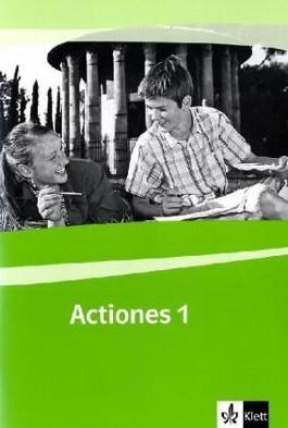 Actio. Lateinisches Unterrichtswerk / Actiones 1