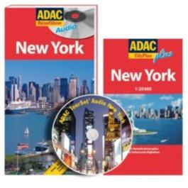 ADAC Reiseführer Audio New York