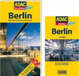 ADAC Reiseführer Plus Berlin + Cityplan
