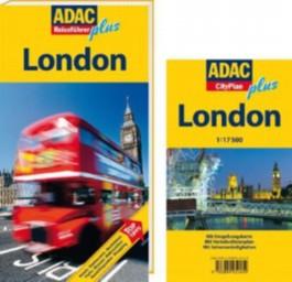 ADAC Reiseführer Plus London + Cityplan