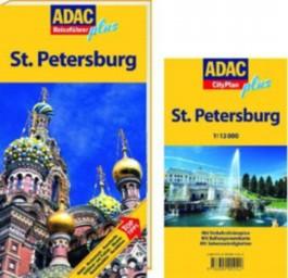 ADAC Reiseführer Plus St. Petersburg