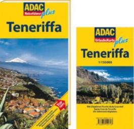 ADAC Reiseführer Plus Teneriffa + Karte