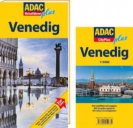 ADAC Reiseführer Plus Venedig + Cityplan