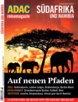 ADAC reisemagazin Südafrika und Namibia