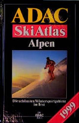 ADAC Ski Atlas Alpen 1999