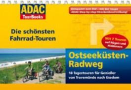 ADAC TourBook Fahrradtouren Ostseeküsten-Radweg