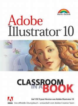 Adobe Illustrator 10, m. CD-ROM