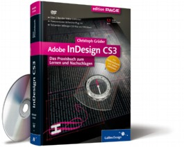 Adobe InDesign CS3, m. DVD-ROM