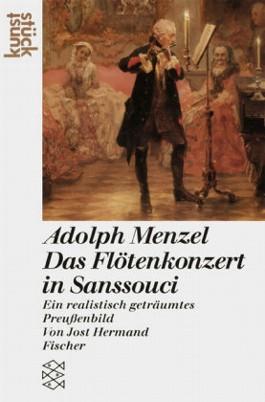 Adolph Menzel 'Das Flötenkonzert in Sanssouci'