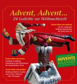 Advent, Advent … 24 Gedichte zur Weihnachtszeit