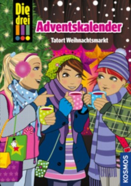 Adventskalender - Tatort Weihnachtsmarkt