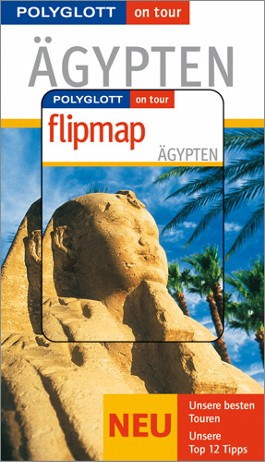 Ägypten - Buch mit flipmap