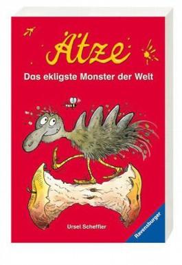 Ätze. Das ekligste Monster der Welt