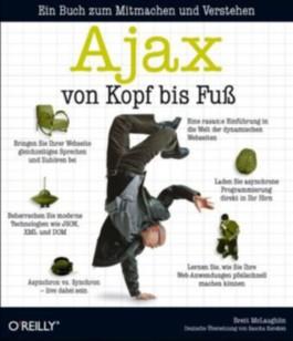 Ajax von Kopf bis Fuß