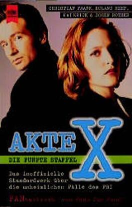 Akte X, Die fünfte Staffel