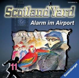 Alarm im Airport, 1 Audio-CD