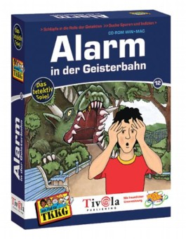 Alarm in der Geisterbahn