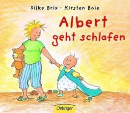 Albert geht schlafen